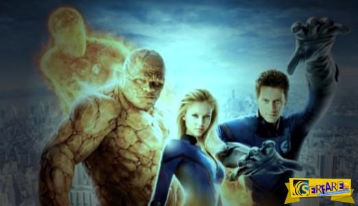 Fantastic Four: Η πιο παλιά υπέρ-ηρωική ομάδα της Marvel είναι εδώ!