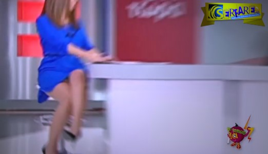 Αυτό είναι το καuτό ατύχημα της Άννας Μπουσδούκου που προκάλεσε αναστάτωση στο τηλεοπτικό κοινό!
