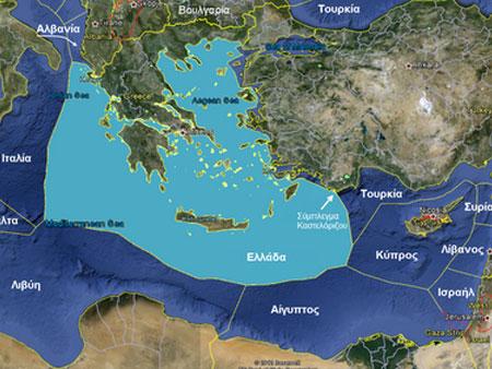 Δείτε την Αξία των Κοιτασμάτων Φυσικού Αερίου εντός Ελληνικής ΑΟΖ!
