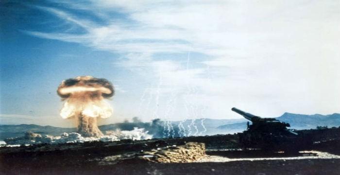 Ατομικό Κανόνι: Το πυροβόλο που εκτόξευε πυρηνικά βλήματα!