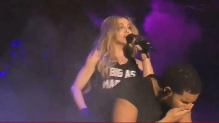 Η αηδία του τραγουδιστή Drake μετά το φιλί με τη Μαντόνα!