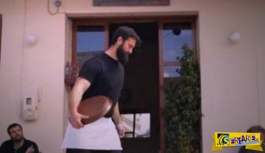 Μανούσος ο δισκοβόλος: Δείτε το εκπληκτικό βίντεο της Κρήτης για το ευρωπαϊκό πρωτάθλημα στίβου!