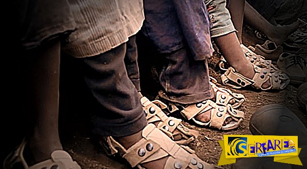 Απίστευτο! Το παπούτσι που μεγαλώνει νούμερα μαζί με το πόδι σας!