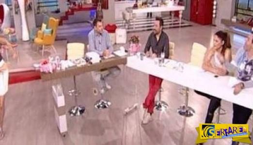 Χαμός στο Πρωινό! Aυτή ήταν η πιο ΗΟΤ τηλεοπτική αποτρίχωση με διαφορά!!