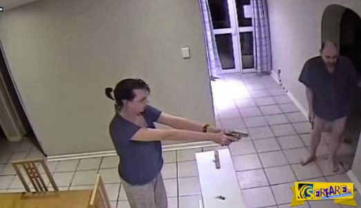 ΣΟΚΑΡΙΣΤΙΚΟ ΒΙΝΤΕΟ! Μπήκαν στο σπίτι της για να την κλέψουν κι εκείνη τους..