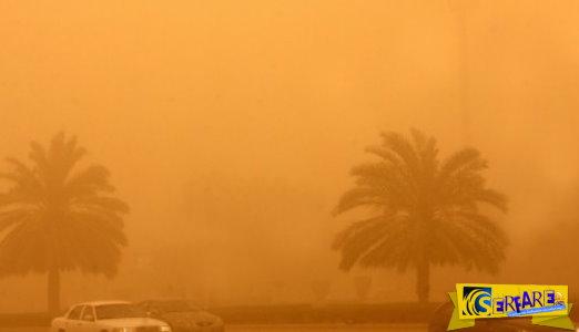 Βίντεο - Ντοκουμέντο από NASA! Έτσι μεταφέρεται η σκόνη από την Αφρική!