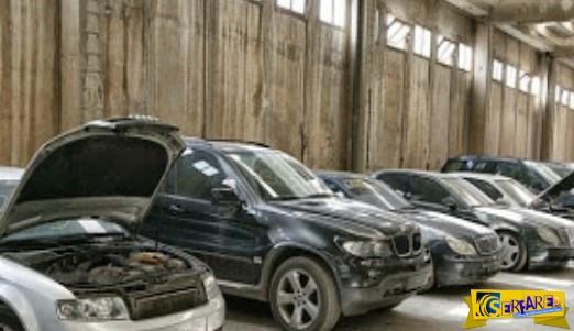 Απίστευτες τιμές εκκίνησης στη νέα δημοπρασία του ΟΔΔΥ – Με €1.500 «χτυπάς» ως και… Rolls Royce