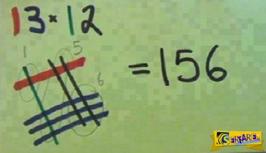 Αυτά που ξέρετε περί μαθηματικών και πολλαπλασιασμού καλά θα κάνετε να τα ξεχάσετε! Δείτε πως μαθαίνουν πολλαπλασιασμό τα παιδιά των Κινέζων!