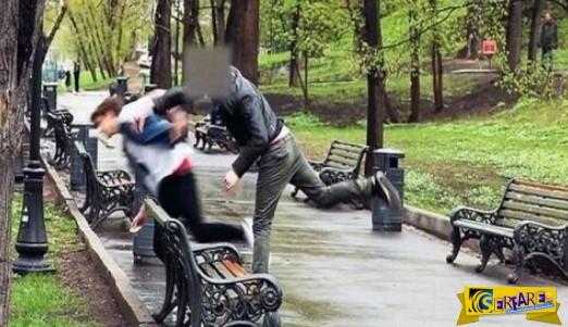 Ρώσος έφηβος κάνει επίδειξη πλούτου. Μέχρι να συναντήσει αυτόν τον τύπο!