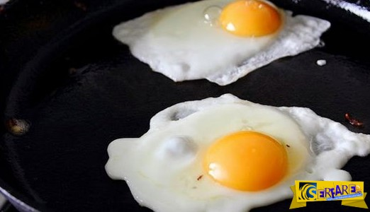 Ο νέος τρόπος για να μαγειρέψεις αυγά!