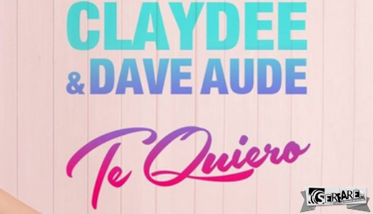Claydee - Te Quiero | Εσείς ακούσατε το νέο τραγούδι ...