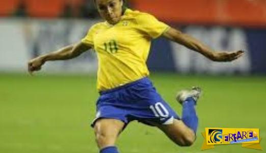 """Οι γυναίκες παίζουν πιο βρώμικη ... μπάλα από τους άντρες - Η πιο """"βρώμικη"""" παίκτρια…"""