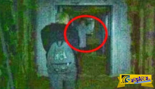 Γυναίκα κατέγραψε με κάμερα το φάντασμα ενός γιατρού ενώ διερευνούσε στοιχειωμένο νοσοκομείο!