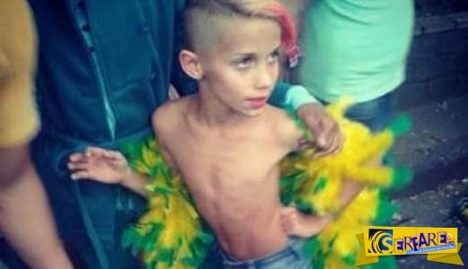 Το video που κάνει τον γύρο του διαδικτύου και προκαλεί σάλο: Το 10χρονο αγοράκι που πήρε μέρος στο Gay Pride!