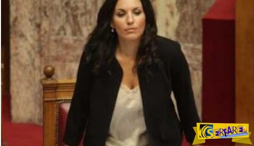 Λύγισε η Βουλή με το νέο σταυροπόδι της Όλγας Κεφαλογιάννη!