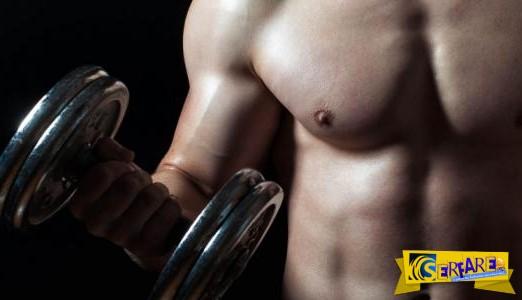 Όλα όσα πρέπει να ξέρετε για την τεστοστερόνη σε 104 δευτερόλεπτα!
