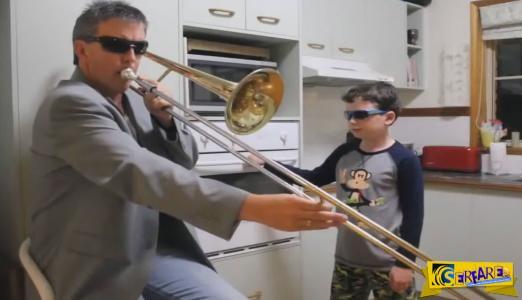Θα καταφέρεις να μην γελάσεις με αυτό το βίντεο;