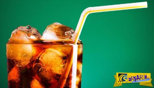 Τα αναψυκτικά και άλλα ποτά με ζάχαρη σκοτώνουν 184.000 ανθρώπους κάθε χρόνο!