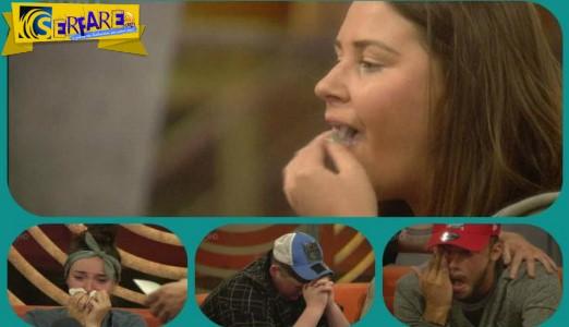 Ο Big Brother τους έβαλε να φάνε τα γράμματα των αγαπημένων τους! Η σοκαριστική δοκιμασία του ριάλιτι!