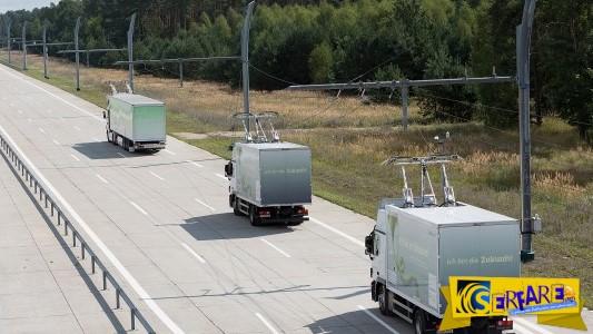 eHighway: Ο πρώτος ηλεκτρικός αυτοκινητόδρομος στη Σουηδία!