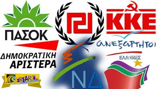 ΡΑΓΔΑΙΕΣ ΕΞΕΛΙΞΕΙΣ: Αυτό είναι το νέο κόμμα ...που ανακοινώνεται τις επόμενες μέρες!