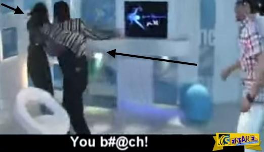 Απίστευτος καβγάς & ξύλο στην Αιγυπτιακή TV – Πόσο πολύ μισούν τους Εβραίους..!