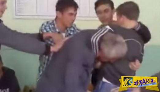 Μαθητής δίνει ένα κάλο μάθημα στον καθηγητή του!