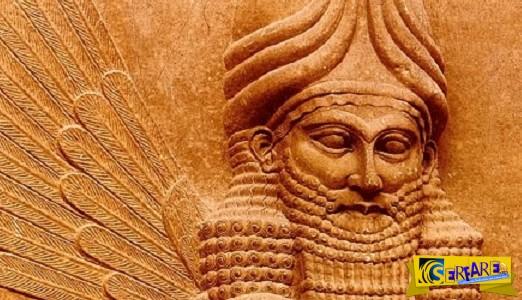Σουμερίοι και Άτλαντες, λένε την ιστορία της δημιουργίας του σύγχρονου ανθρώπου-όχι από ένα στοργικό Θεό-αλλά από όντα από άλλο πλανήτη!