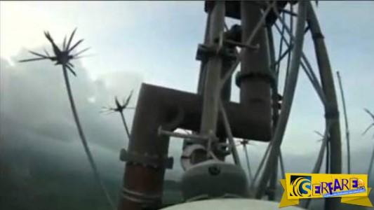 Το πιο τρομακτικό βίντεο που έχετε δει ποτέ στο όνομα της επιστήμης!