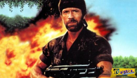 Γελάστε άφοβα - Επικά ανέκδοτα με τον μοναδικό Chuck Norris!