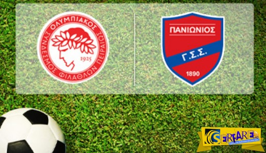 Olympiakos - Panionios Live Streaming