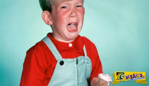 Ανέκδοτο: Ο Τοτός θέλει παγωτό καρότο ...