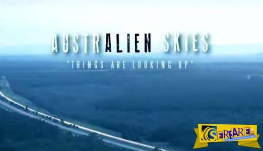 Australien Skies: Το ντοκιμαντέρ που ελπίζει να ρίξει «φως» στον συνεχή αυξανόμενο αριθμό θεάσεων UFO