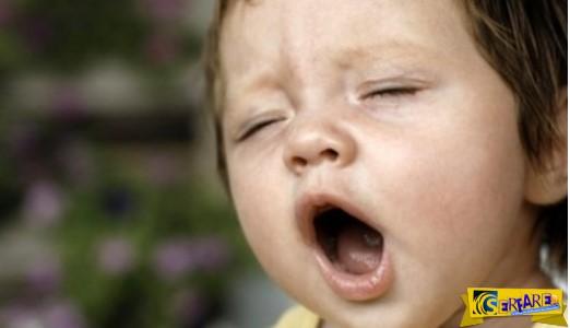 Γιατί το χασμουρητό είναι κολλητικό;