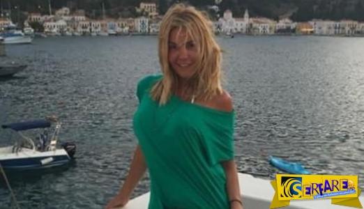 Χριστίνα Παππά: Η σ@ξι φωτογραφία στο σκάφος!