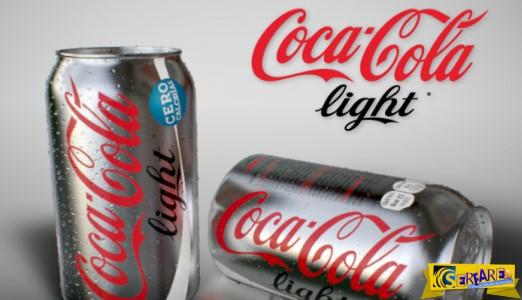 Αποκάλυψη: Δες τι συμβαίνει στο σώμα σου όταν πιείς μια cola light!