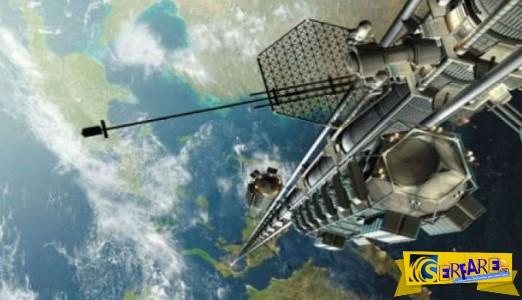 Διαστημικός ανελκυστήρας ύψους 16.580 μέτρων!