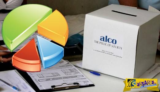 Νέα στοιχεία από δημοσκόπηση Alco, Εκλογές 2015: Καταρρέει ο Τσίπρας. Το κρυμμένο χαρτί της ΝΔ