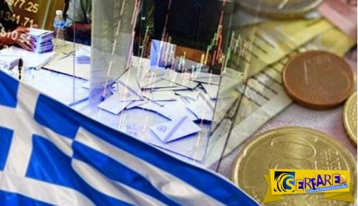 Πώς οι εκλογές στοιχίζουν στην Ελλάδα 3 δις ευρώ. Αναλυτικά το κόστος