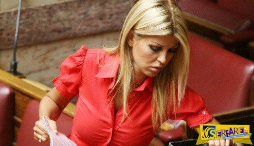 Το καuτο brazilian της Έλενας Ράπτη την εξασφαλίζει για ακόμη μια τετραετία στην βουλή!