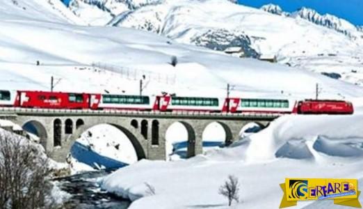 Ελβετία: Βάζουν τους Κινέζους τουρίστες σε ξεχωριστά τρένα - Ο λόγος; Απίστευτος και αηδιαστικός