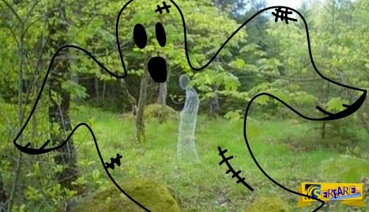 Φτιάξε ένα φάντασμα, βγάλε φωτογραφία και τρέλανε τους όλους!