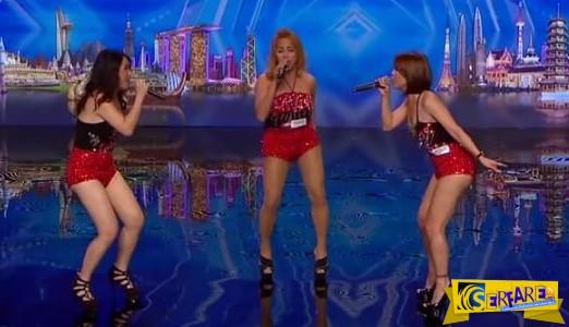 Αυτές οι τρεις κυρίες από τις Φιλιππίνες δεν φαντάζεστε πως ξεσήκωσαν το κοινό με την υπεροχή αυτή φωνή τους!