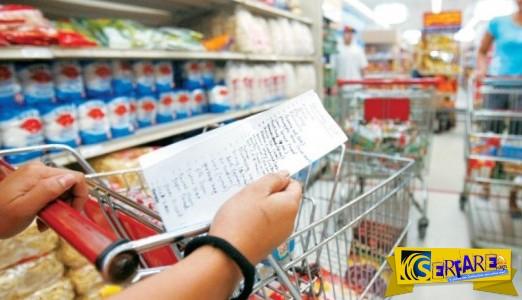 Νέες αλλαγές στον ΦΠΑ: Ποια βασικά προϊόντα ξανά στο 13%