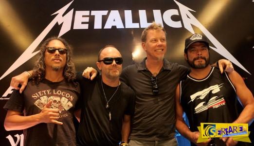 Όταν οι Metallica έπαιζαν το Ζεϊμπέκικο της Ευδοκίας!