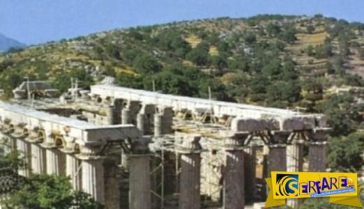 Μοναδικό φαινόμενο στην Ελλάδα - Ο Ναός του Επικούριου Απόλλωνα που… περιστρέφεται!