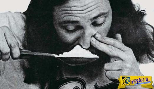 Αυτή η σκληρή εικόνα δείχνει γιατί δεν πρέπει ποτέ να δοκιμάσετε κοκαΐνη … (+18)