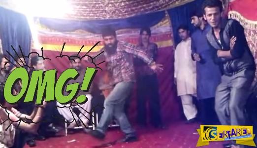 Το τοπ τραγούδι στο Πακιστάν ξέρετε πιο είναι ε; Μα φυσικά τα Καγκέλια ... Δείτε το βίντεο που τα σπάει!