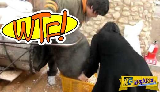 Δείτε πως φτιάχνουν το ποπ κορν οι Κορεάτες!