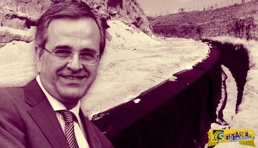 """ΠΟΡΙΣΜΑ – ΚΟΛΑΦΟΣ """"καίει"""" τον Σαμαρά – Φιάσκο η ιστορία με το μνημείο της Αμφίπολης!"""